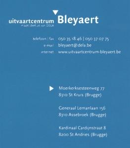 Logo Bleyaert