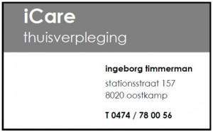 Logo I-care