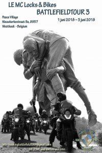 MClocks&Bikes - rit Battlefronts - juni2018